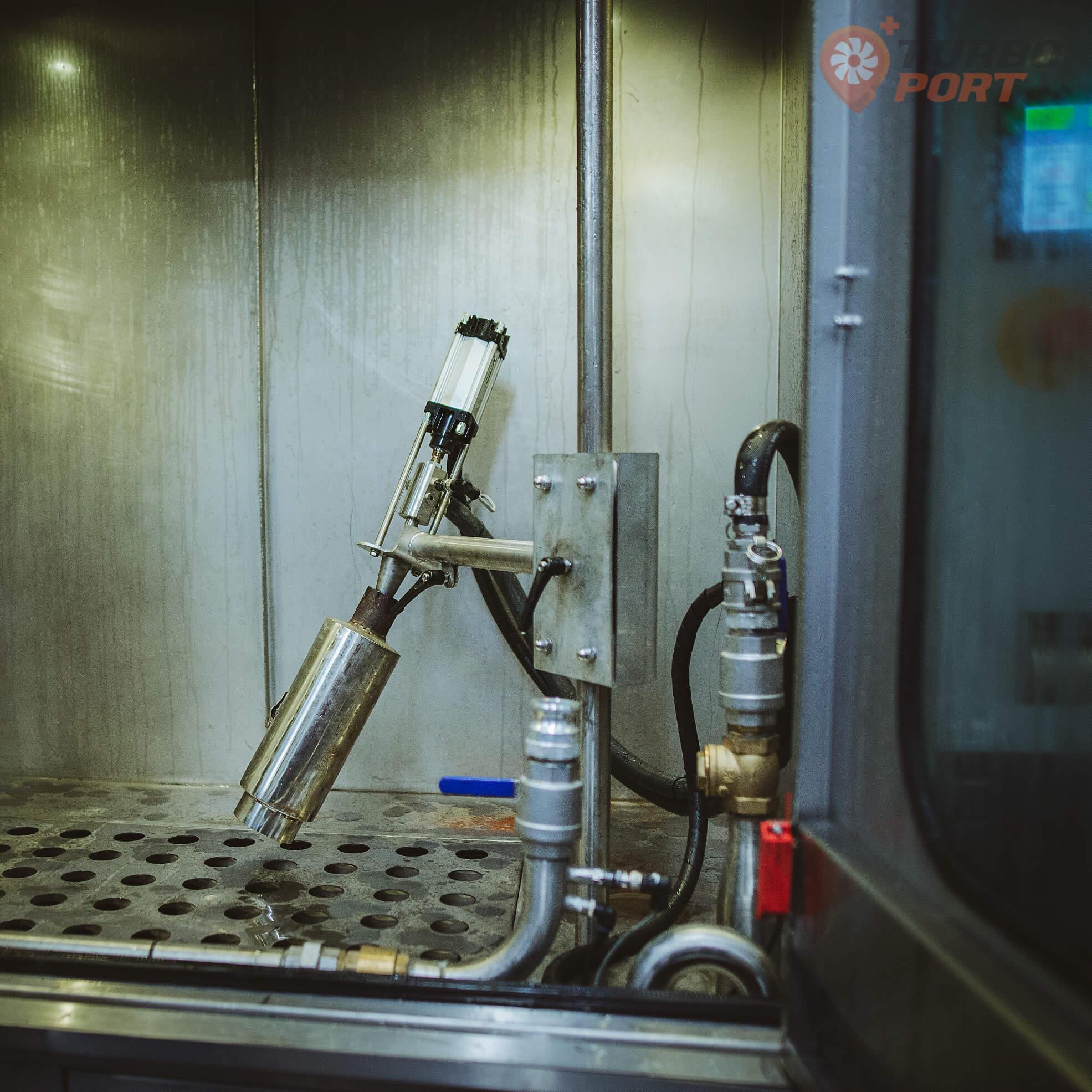 Regeneracja i czyszczenie filtra cząsteczek stałych DPF